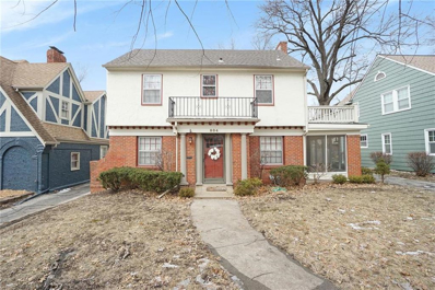 804 W Gregory Boulevard, Kansas City, MO 64114 - #: 2160155