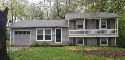 810 SE Browning Avenue, Lees Summit, MO 64063 - MLS#: 2162412