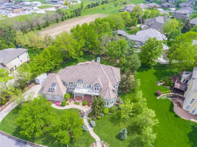 3301 W 154th Street, Leawood, KS 66224 - #: 2163015