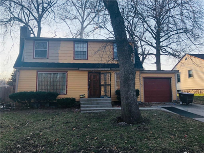 2030 N 33rd Terrace, Kansas City, KS 66104 - MLS#: 2163119