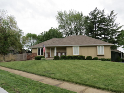 507 SE COLONY Drive, Lees Summit, MO 64063 - #: 2164080