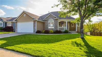 736 SW Ginger Hill Drive, Grain Valley, MO 64029 - #: 2165030