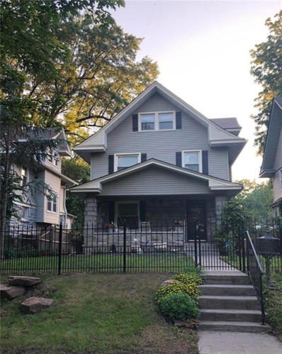 3012 Campbell Street, Kansas City, MO 64109 - #: 2169009