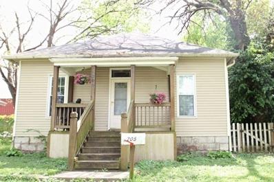 205 W Kaskaskia Street, Paola, KS 66071 - MLS#: 2169459