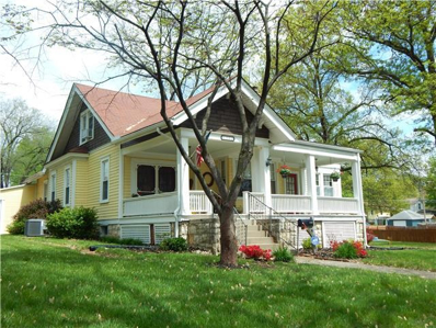 1302 Spruce Street, Leavenworth, KS 66048 - MLS#: 2169774