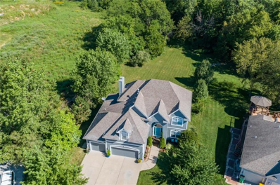 4001 SW Flintrock Drive, Lees Summit, MO 64082 - MLS#: 2169904