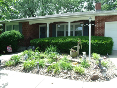 1208 N Ridge Avenue, Liberty, MO 64068 - MLS#: 2170154