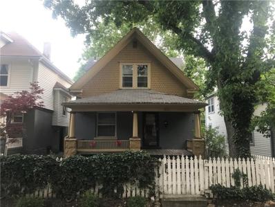 813 E 31st Terrace, Kansas City, MO 64109 - MLS#: 2170410