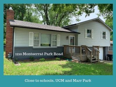 1210 Montserrat Park Road, Warrensburg, MO 64093 - #: 2170666