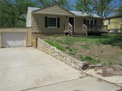 4930 N Ewing Avenue, Kansas City, MO 64119 - #: 2171433