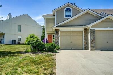 1343 NW Hidden Ridge Circle, Blue Springs, MO 64015 - MLS#: 2171461