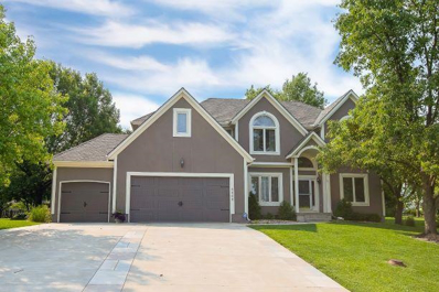 4605 NW Birkdale Court, Lees Summit, MO 64064 - #: 2171891