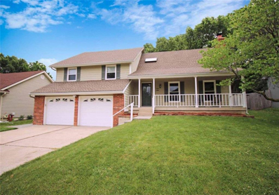 717 SE Claremont Street, Lees Summit, MO 64063 - MLS#: 2171975