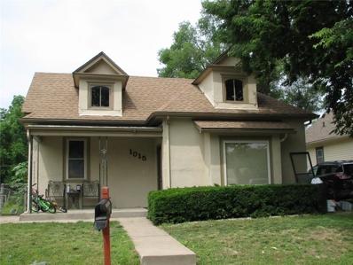 1015 N 8 Street, Leavenworth, KS 66048 - #: 2172093