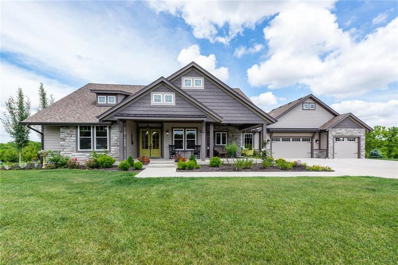 11909 S Eagle Crest Drive, Lees Summit, MO 64086 - #: 2172784