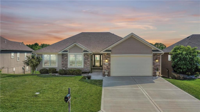 2119 NW Hedgewood Drive, Grain Valley, MO 64029 - #: 2173027
