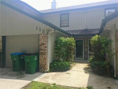 113 NE Greystone Drive, Lees Summit, MO 64086 - MLS#: 2173180