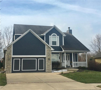 1303 NE TARA Circle, Blue Springs, MO 64014 - MLS#: 2174499