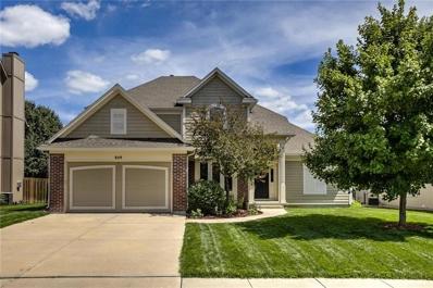 849 E Lanesfield Street, Gardner, KS 66030 - MLS#: 2176831