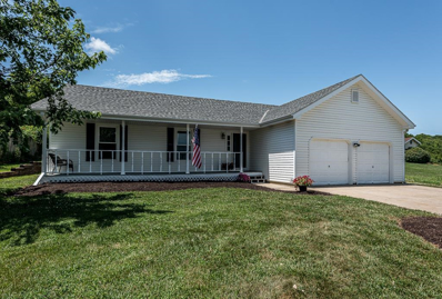 422 Smiley Road, Tonganoxie, KS 66086 - MLS#: 2177351
