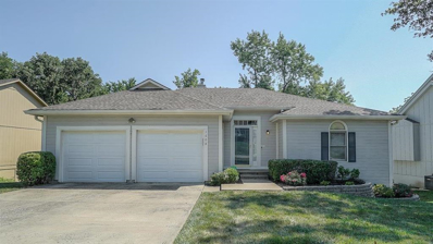 1608 N Hunter Drive, Olathe, KS 66061 - MLS#: 2180331