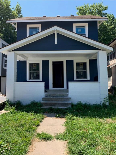 1103 LOWELL Avenue, Kansas City, KS 66102 - MLS#: 2180960