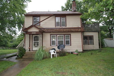 1410 W Walnut Avenue, Independence, MO 64050 - MLS#: 2181255