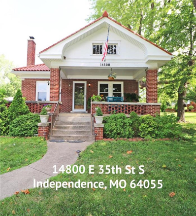 14800 E 35th Street, Independence, MO 64055 - MLS#: 2181357