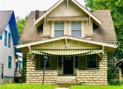 4210 South Benton Avenue, Kansas City, MO 64130 - MLS#: 2184730