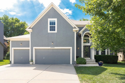 6906 Roundtree Street, Shawnee, KS 66226 - MLS#: 2184802