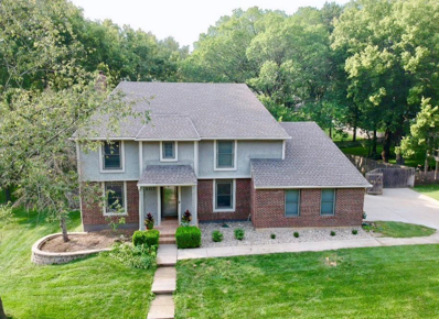 2117 NW Timberline Drive, Blue Springs, MO 64015 - MLS#: 2186112