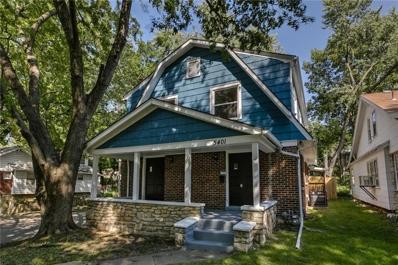 5401 Garfield Avenue, Kansas City, MO 64130 - #: 2187428