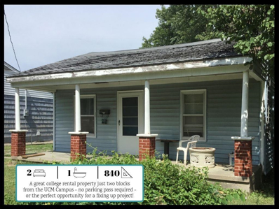 415 Franklin, Warrensburg, MO 64093 - MLS#: 2187869