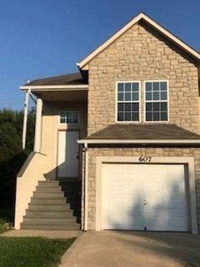 607 S Woodson Lane, Gardner, KS 66030 - #: 2189371