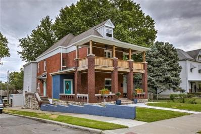 401 Garfield Avenue, Kansas City, MO 64124 - #: 2191494