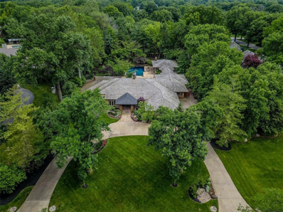 8615 Reinhardt Lane, Leawood, KS 66206 - MLS#: 2191665