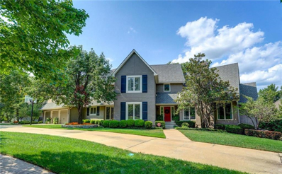 4400 W 126th Terrace, Leawood, KS 66209 - MLS#: 2192713