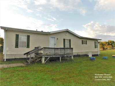 404 NW 1101st Road, Centerview, MO 64093 - MLS#: 2193066