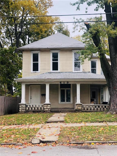 413 N Spring Street, Independence, MO 64050 - MLS#: 2195693