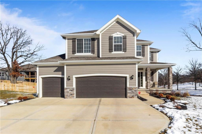 1017 Forest Ridge Court, Blue Springs, MO 64014 - MLS#: 2196459