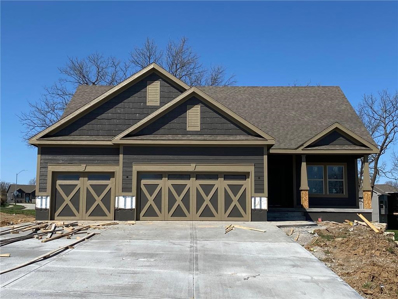 1201 Silverleaf Court, Liberty, MO 64068 - MLS#: 2197857