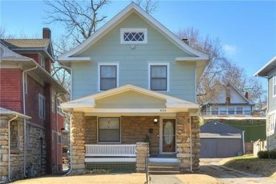 4124 Harrison Street, Kansas City, MO 64110 - MLS#: 2199653