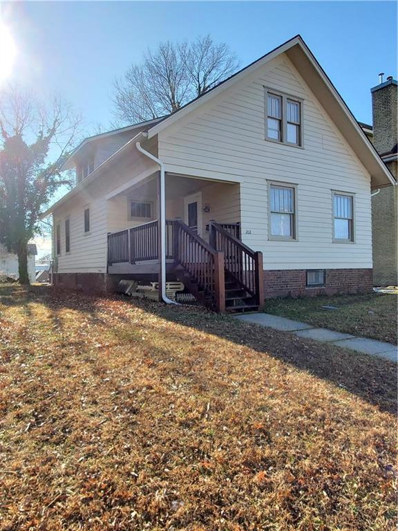 202 E Market Street, Warrensburg, MO 64093 - MLS#: 2199927