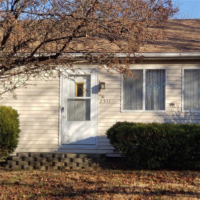 2511 S Crysler Avenue, Independence, MO 64052 - MLS#: 2200594