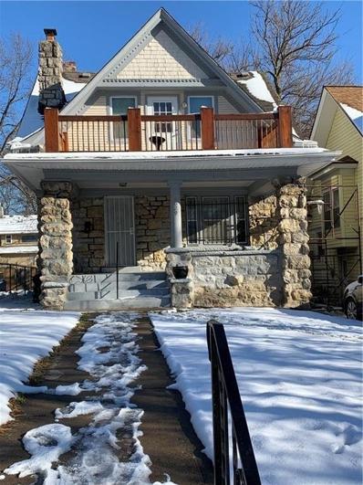 3629 S Benton Avenue, Kansas City, MO 64128 - MLS#: 2201557