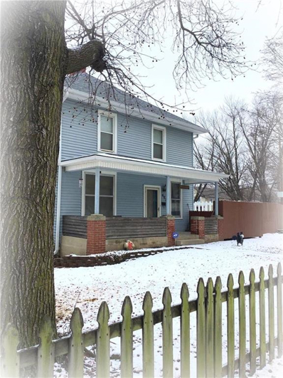 603 N 7th Street, Leavenworth, KS 66048 - MLS#: 2204827