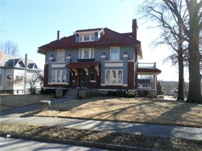 1040 Santa Fe Street, Atchison, KS 66002 - MLS#: 2205756