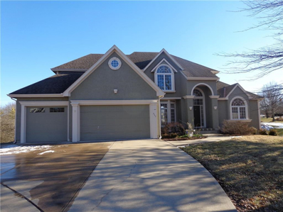 617 NW Edgewood Court, Lees Summit, MO 64081 - MLS#: 2205958