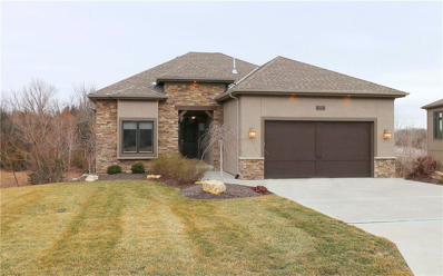 9788 Hollis Lane, Lenexa, KS 66227 - MLS#: 2205986