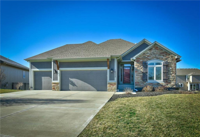 16352 S Heatherwood Street, Olathe, KS 66062 - MLS#: 2206164